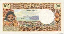 100 Francs NOUVELLE CALÉDONIE  1969 P.59 SUP+