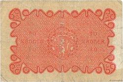 2 Kroner NORVÈGE  1918 P.14 TTB