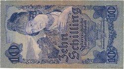 10 Schilling AUTRICHE  1933 P.099a TB+