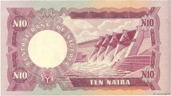 10 Naira NIGERIA  1973 P.17d SUP