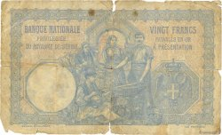 20 Dinara SERBIE  1905 P.11a B