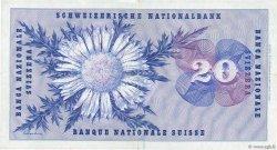 20 Francs SUISSE  1965 P.46l TTB