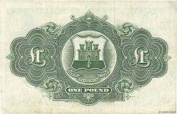 1 Pound GIBRALTAR  1975 P.18c TTB