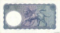 5 Pounds ANGLETERRE  1961 P.372a SPL