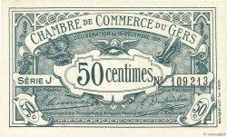50 Centimes FRANCE régionalisme et divers AUCH 1916 JP.015.09 NEUF