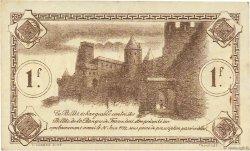1 Franc FRANCE régionalisme et divers CARCASSONNE 1920 JP.038.17 TTB+