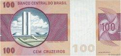 100 Cruzeiros BRÉSIL  1981 P.195Ab SUP+
