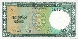20 Dong VIET NAM SUD  1964 P.16a pr.NEUF
