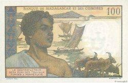 100 Francs COMORES  1960 P.03b NEUF