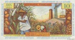 10 Francs ANTILLES FRANÇAISES  1964 P.08b pr.NEUF