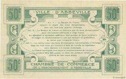 50 Centimes FRANCE régionalisme et divers ABBEVILLE 1920 JP.001.01 SPL à NEUF