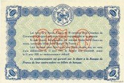 50 Centimes FRANCE régionalisme et divers Avignon 1915 JP.018.01 pr.NEUF