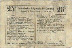 25 Centimes FRANCE régionalisme et divers  1916 JP.02-0154.BRU TB