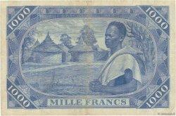 1000 Francs MALI  1960 P.04 TB