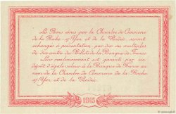 1 Franc FRANCE régionalisme et divers LA ROCHE-SUR-YON 1915 JP.065.17 SPL à NEUF