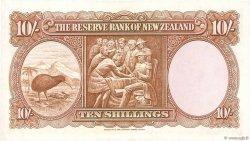 10 Shillings NOUVELLE-ZÉLANDE  1967 P.158d pr.NEUF