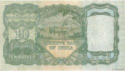 10 Rupees BIRMANIE  1938 P.05 TTB