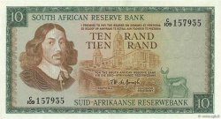10 Rand AFRIQUE DU SUD  1974 P.113b pr.NEUF