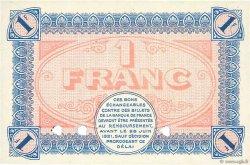 1 Franc FRANCE régionalisme et divers CHÂLON-SUR-SAÔNE, AUTUN ET LOUHANS 1916 JP.042.06 NEUF