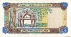 100 Dalasis GAMBIE  2001 P.24b NEUF