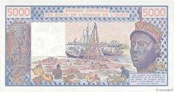 5000 Francs type 1976 BURKINA FASO  1990 P.308Cn pr.NEUF