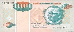 1000000 Kwanzas Reajustados ANGOLA  1995 P.141 NEUF