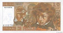 10 Francs BERLIOZ FRANCE  1977 F.63.21 pr.NEUF