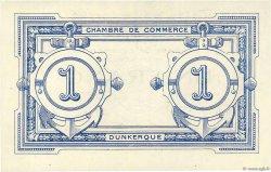 1 Franc FRANCE régionalisme et divers DUNKERQUE 1918 JP.054.05 NEUF