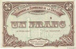 1 Franc FRANCE régionalisme et divers GUÉRET 1915 JP.064.04 NEUF