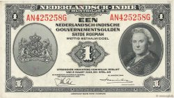1 Gulden INDES NEERLANDAISES  1943 P.111a SUP