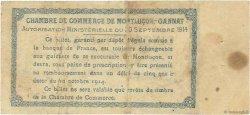 50 Centimes FRANCE régionalisme et divers MONTLUÇON, GANNAT 1914 JP.084.01 TB