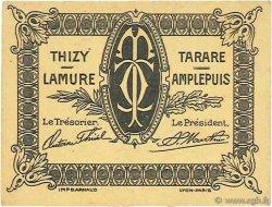 5 Centimes FRANCE régionalisme et divers Tarare 1920 JP.119.35 NEUF