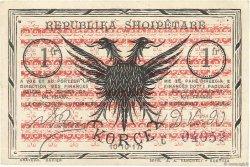 1 Franc ALBANIE  1917 PS.146a SUP+