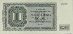 1000 Korun BOHÊME ET MORAVIE  1942 P.14a NEUF