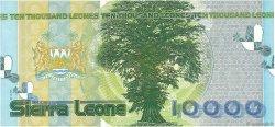 10000 Leones SIERRA LEONE  2004 P.29a NEUF
