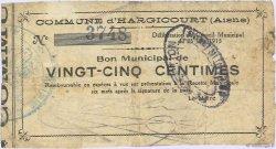 25 Centimes FRANCE régionalisme et divers  1915 JP.02-1143 pr.TB