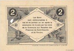2 Francs FRANCE régionalisme et divers  1917 JP.02-1172SQG TTB