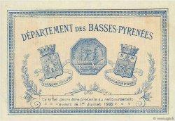 2 Francs FRANCE régionalisme et divers Bayonne 1917 JP.021.49 NEUF