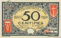 50 Centimes FRANCE régionalisme et divers NICE 1917 JP.091.04 NEUF
