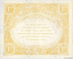 1 Franc FRANCE régionalisme et divers NÎMES 1917 JP.092.18 NEUF