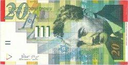 20 New Sheqalim ISRAËL  1998 P.59a SUP
