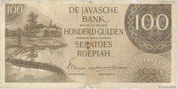 100 Gulden INDES NEERLANDAISES  1946 P.094 pr.TB