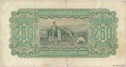 250 Leva BULGARIE  1943 P.065a TTB
