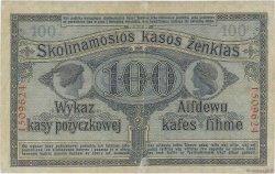 100 Rubel ALLEMAGNE  1916 P.R126 TTB+