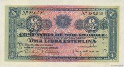 1 Libra MOZAMBIQUE Beira 1934 P.R31 NEUF