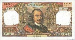 100 Francs CORNEILLE FRANCE  1976 F.65.55 TTB à SUP
