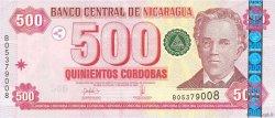 500 Cordobas NICARAGUA  2006 P.200 NEUF