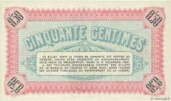 50 Centimes FRANCE régionalisme et divers MENDE 1917 JP.081.02 NEUF