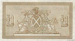 1 Pound ÉCOSSE  1945 P.096a TTB+