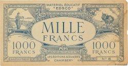 1000 Francs FRANCE régionalisme et divers  1940  TTB à SUP